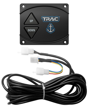 TRAC ANCHOR WINCH AUXILLIARY CONTROL SWITCH KIT-Anchor Winch Switch Kit, Legacy Anchors