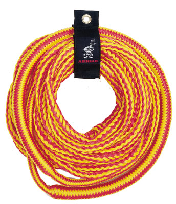 AIRHEAD  BUNGEE TUBE TOW ROPE - 4 RIDER-4-Rider Bungee Tube Tow, 50'