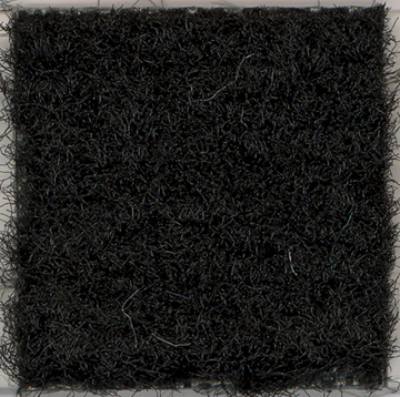 "AGGRESSOR OLEFIN BUNK CARPET-12"" x 100' Black"