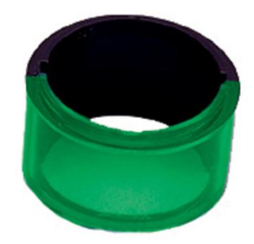 REPLACEMENT LENS FOR PERKO BI-COLOR LIGHTS-Green Lens
