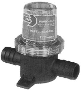 "IN-LINE STRAINERS-For 3/4"" Hose"