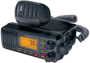 UNIDEN WATERPROOF VHF/DSC RADIO-UM385 VHF/DSC Radio, Black